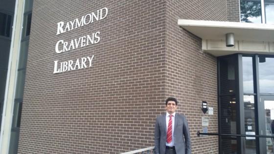 Raymond Cravens Library - WKU
