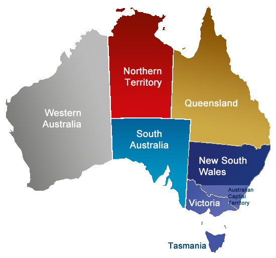 English In Australia