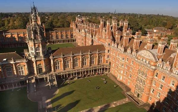 نتیجه تصویری برای کالج سلطنتی لندن